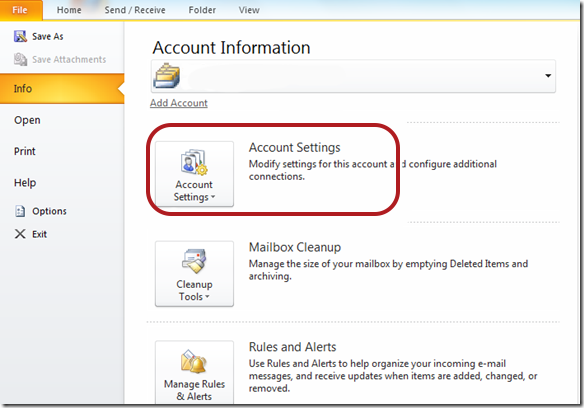 outlook-2010-account-settings